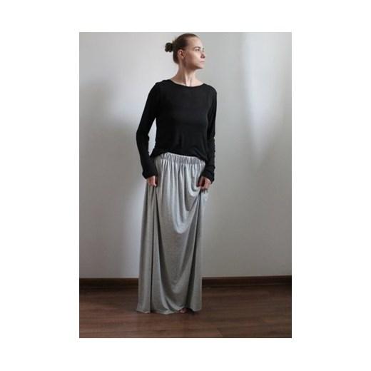 ea014518d9 Spódnica Szarymary elegancka letnia maxi w Domodi