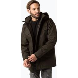 1f3ca6700153a Vintage Industries kurtka męska bez wzorów