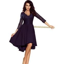 a5fc9bb5b3 Sukienka Numoco na bal midi na sylwestra koronkowa