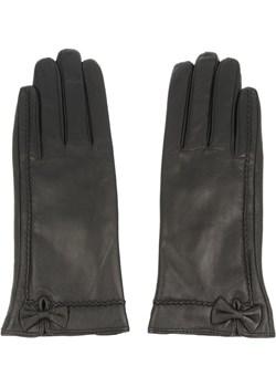 Rękawiczki Damskie WITTCHEN - 39-6-530-1-S Czarny Wittchen  wyprzedaż eobuwie.pl  - kod rabatowy