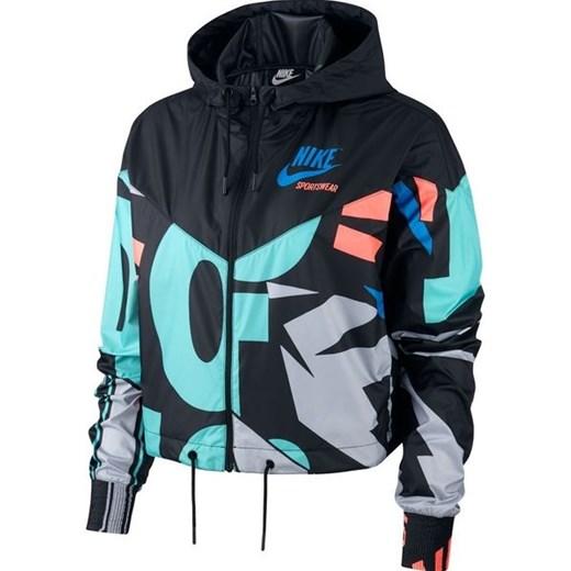 e953dfc4be8cd5 Kurtka damska Sportswear Windrunner Nike (multikolor) Nike M okazyjna cena  SPORT-SHOP.