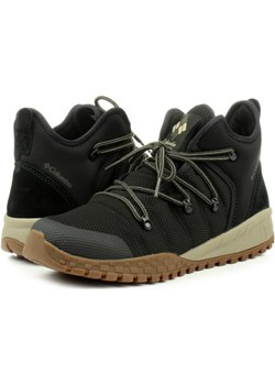 Columbia Męskie Fairbanks™ 503 Columbia czarny Office Shoes Polska - kod rabatowy