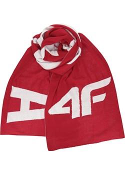 Szalik damski SZD202 - czerwony   4F - kod rabatowy
