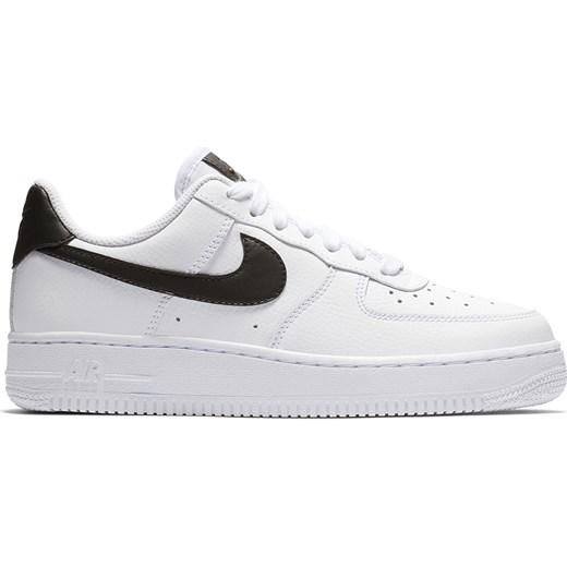 2a25ee7af7f457 Buty sportowe damskie Nike air force na platformie wiązane w Domodi