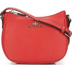 cea5021ae6fe Czerwone torebki damskie wittchen małe na ramię