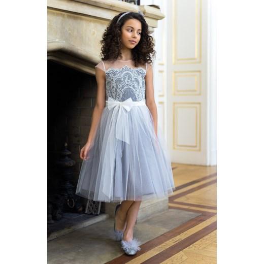 96402d4e0d Sukienka dziewczęca Sly z koronką  Sukienka dziewczęca Sly z koronką
