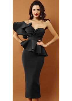 sukienka Queen Of Love black  Rare  - kod rabatowy