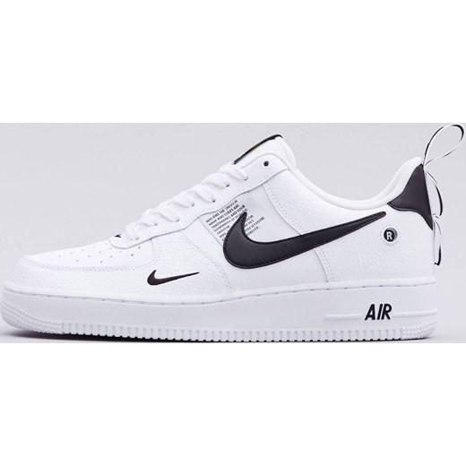 Buty sportowe męskie Nike air force białe na wiosnę www
