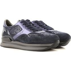 6885a2a4da390 Sneakersy damskie Hogan - RAFFAELLO NETWORK