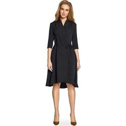 44e630bf35 Sukienka Stylove bez wzorów asymetryczna
