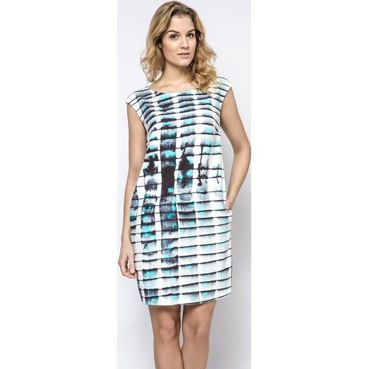 99a7aea415 Ennywear 230181 Sukienka sukienka - czerń-ecru Ennywear 38 Avaro.pl ...