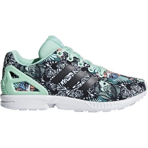bf10e317e8daf Buty sportowe damskie adidas zx na koturnie sznurowane w Domodi