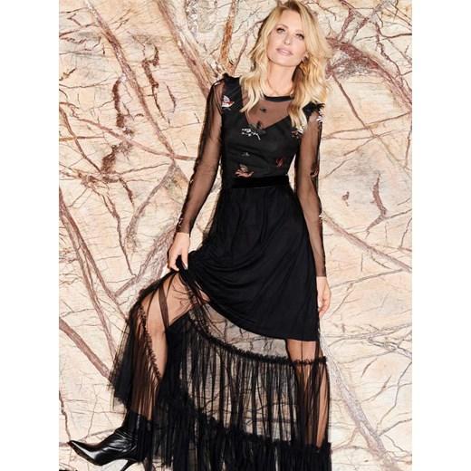 L'af sukienka czarna