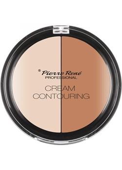 Paleta do modelowania konturu twarzy Cream Contouring Pierre René   - kod rabatowy