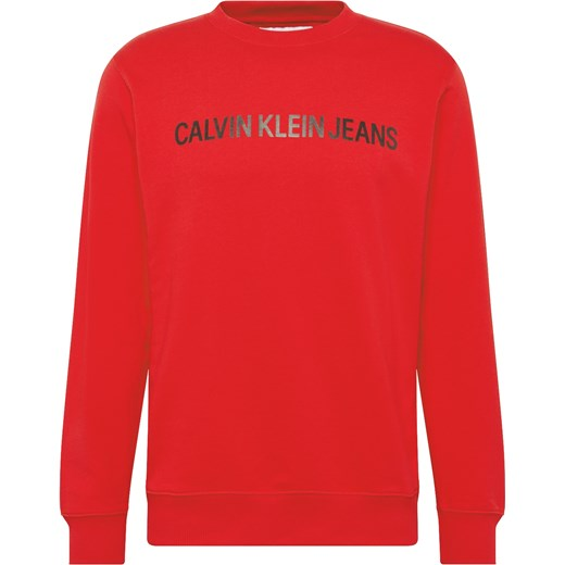 eb97cd0f3 Bluza męska Calvin Klein z napisem w Domodi
