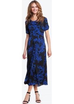 Sukienka z kryształkami Swarovskiego Potis & Verso Katia 2  Potis & Verso Eye For Fashion - kod rabatowy