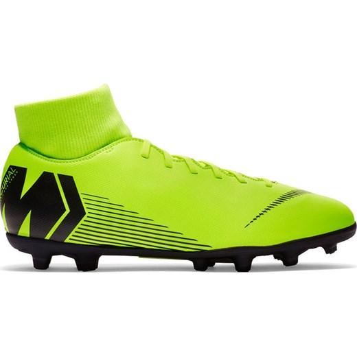 Buty Sportowe Nike Mercurial Vapor IX (555605703) Zielone