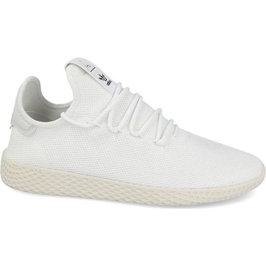 świetne ceny oficjalny sklep 50% ceny Białe buty sportowe damskie Adidas Originals pharrell williams z zamszu