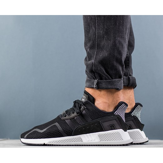 e2964bdfbbff5 Buty męskie sneakersy adidas Originals Equipment Eqt Cushion Adv BY9506 -  CZARNY szary sneakerstudio.pl