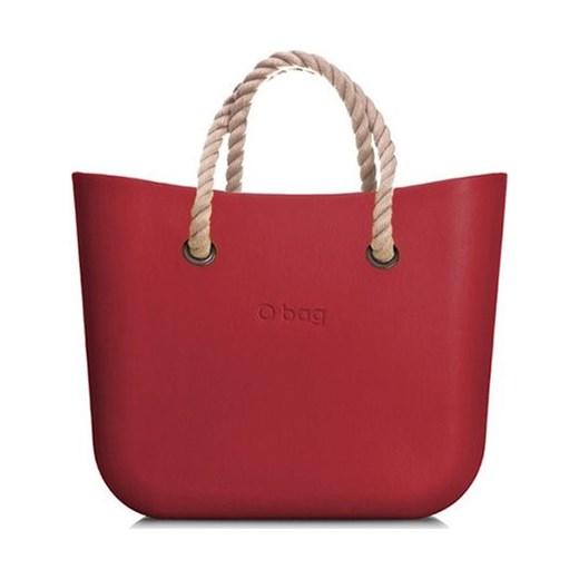 a23656a116815 Shopper bag O Bag bez dodatków do ręki matowa w Domodi
