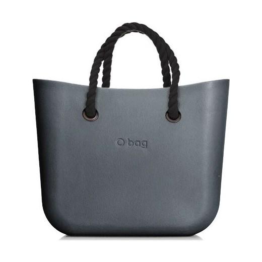 30974f17c5820 Shopper bag O Bag bez dodatków matowa do ręki w Domodi