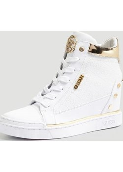 Sneakersy Finly Z Nadrukiem Logo  Guess  - kod rabatowy