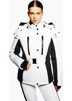 **Monochrome Colour Block Jacket by Topshop SNO Topshop   - kod rabatowy