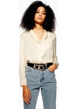 Satin PJ Style Shirt  Topshop  - kod rabatowy