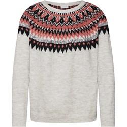 83ab23e0b66d Szary sweter damski Vila jesienny