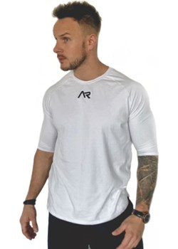 Koszulka COTTON WHITE MAN 2/4 sleeve   Athletic Rebel - kod rabatowy