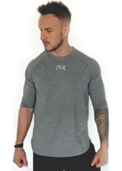 Koszulka COTTON GRAY MAN 2/4 sleeve   Athletic Rebel - kod rabatowy