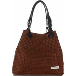 70affca9793b7 Shopper bag Vittoria Gotti elegancka