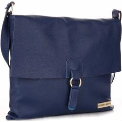 ce3a7c8175485 Listonoszka Genuine Leather elegancka