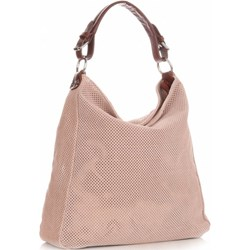 Shopper bag Genuine Leather skórzana