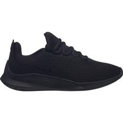 4199d6b3148b08 Buty sportowe damskie Nike dla biegaczy granatowe płaskie bez wzorów  wiosenne