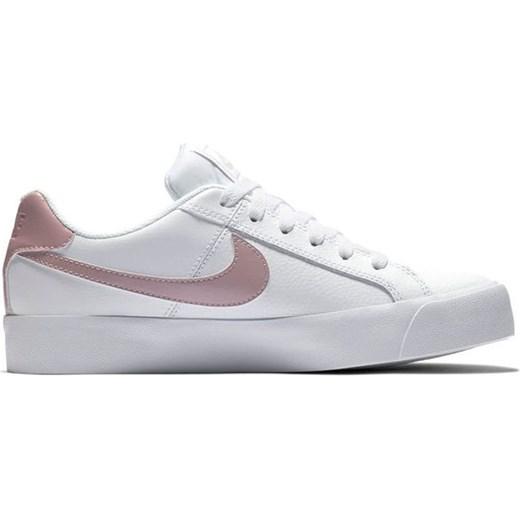size 40 e4efe 0d24c Trampki damskie białe Nike court