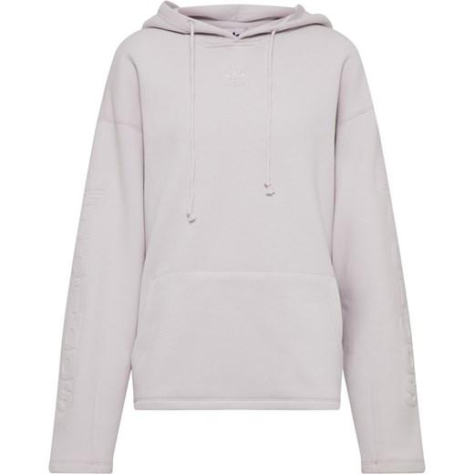 f29911f69 Bluza damska Adidas Originals w sportowym stylu krótka dresowa w Domodi