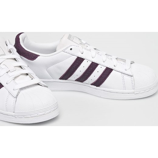 98a1c779fcdef ... adidas Originals - Buty Superstar W Adidas Originals 41 1/3 promocja  ANSWEAR.com ...