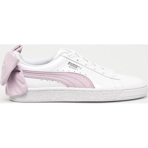 Trampki damskie Buty Puma białe w Domodi