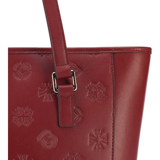 6b30252db7b1a ... Shopper bag Wittchen na ramię elegancka bez dodatków ...