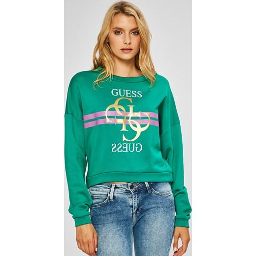 9cc65693bb4b6 Bluza damska Guess Jeans na jesień w Domodi