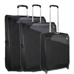 097e9b2263bc2 PC019 London średnia walizka z poliwęglanu Puccini szary Royal Point ...