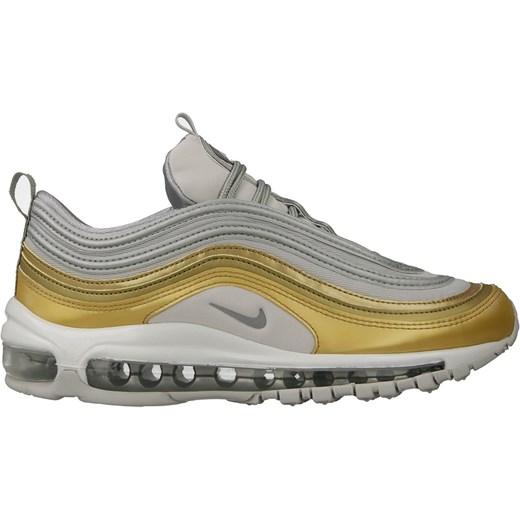 Buty sportowe damskie Nike dla biegaczy wiązane w paski na koturnie