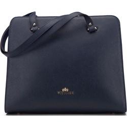 4007a867b31bf Shopper bag Wittchen elegancka