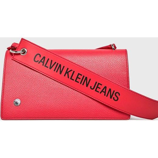 e73c381a0cc6b Kopertówka Calvin Klein ze skóry ekologicznej w Domodi