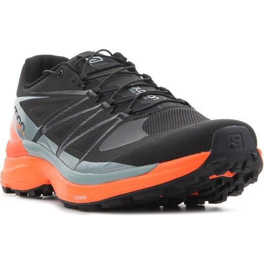tani Salomon buty trekkingowe damskie płaskie Buty Damskie