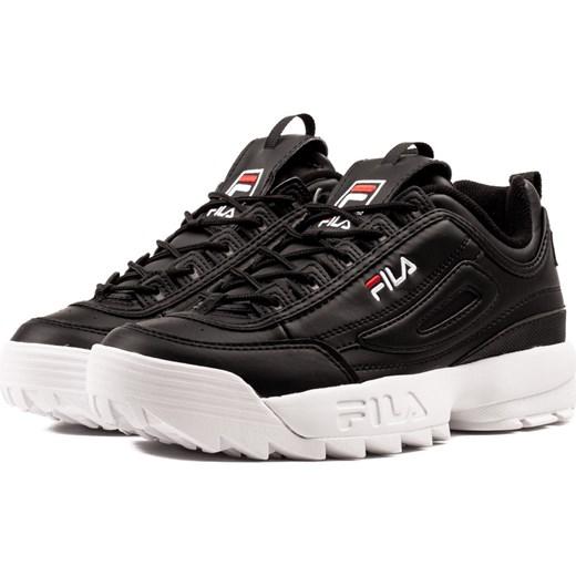 Buty sportowe męskie Fila czarne