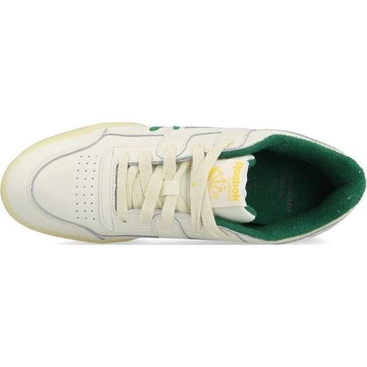 f99cb5d05b76fb ... Buty sportowe damskie Reebok Classic sneakersy workout sznurowane z  gumy ...