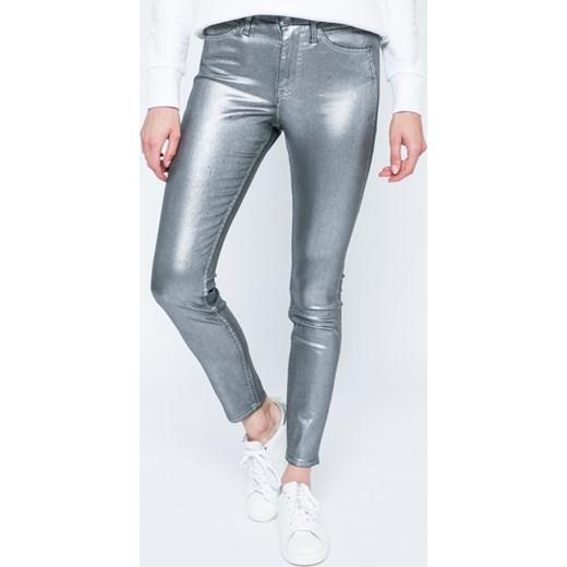 ae00b58bda97a Spodnie damskie Calvin Klein w Domodi