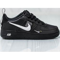 size 40 3960d ef2a0 Buty sportowe damskie Nike dla biegaczy air force bez wzorów sznurowane